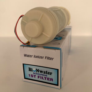 BioNlite Alkaline Ionizer Machine Filter (White)
