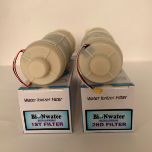 Old BioNsupreme Alkaline Ionizer Machine – Set of Filter (1st & 2nd Filters)